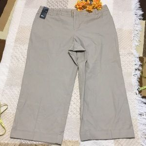 Mossimo Supply Co. Pants - 🍁🍂MOSSIMO STRETCH CASUAL CAPRIS SZ. 16